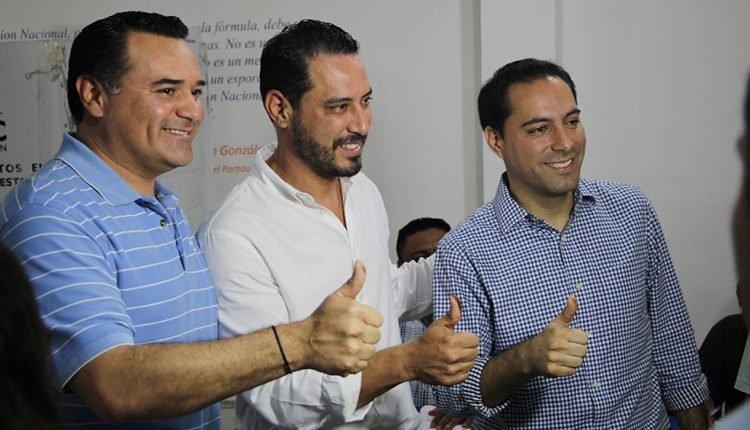 ALTA PARTICIPACIÓN DE MILITANTES EN LA RATIFICACIÓN DE RICARDO ANAYA EN YUCATÁN