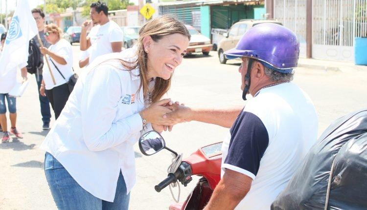 Que el trabajo en el Congreso sirva a los ciudadanos, dice Cecilia Patrón