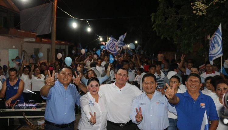 CANDIDATOS DE ACCIÓN NACIONAL A LA ALTURA DE LAS DEMANDAS CIUDADANAS
